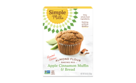 Simple Mills Pumpkin Pancake & Waffle Mix and Apple Cinnamon Muffin & Bread Mix