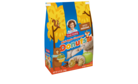 Little Debbie brand rolls out new seasonal flavor of mini doughnuts