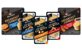 Hormel Foods introduces Hormel Black Label Breakfast Combos and Hormel Black Label Egg Bites breakfast items