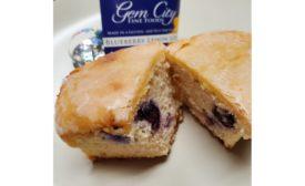 Gem City Fine Foods Blueberry Lemon Loaf