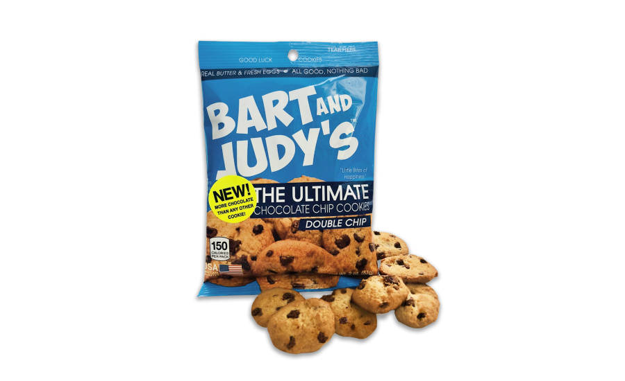 Bart & Judy's announces new Homestyle Chocolate Chip Cookies for vending