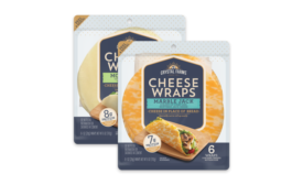 Crystal Farms Cheese Wraps