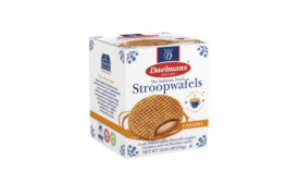 Daelman Stroopwafels rolls out new, modernized packaging design