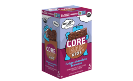 CORE Foods refrigerated plant-based granola bars