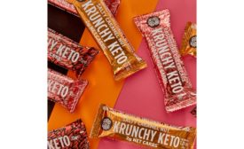 GOOD GOOD Krunchy Keto Bars