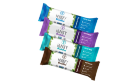 Buddha Brands plant-based Hungry Buddha Keto bars