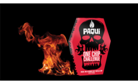Paqui #OneChipChallenge returns for 2020, daring only the bravest to go head-to-head with new chip featuring Carolina Reaper Pepper, Scorpion Pepper, and Sichuan Peppercorn heat