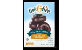 ALDI liveGfree Gluten-free Glazed and Chocolate Donuts