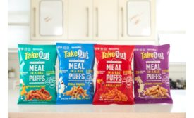 Outstanding Foods launches TakeOut Meal-in-a-Bag snack