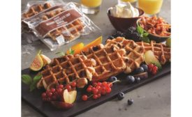 Devonshire Premium Belgian Chocolate Chip Waffle