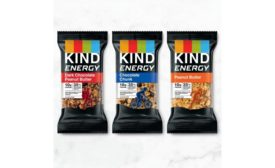 KIND launches KIND Energy bars