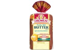 Arnold, Brownberry and Oroweat launch Country Style Butter Bread featuring Land O Lakes butter