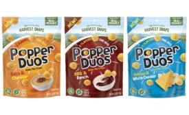 Harvest Snaps launches Popper Duos