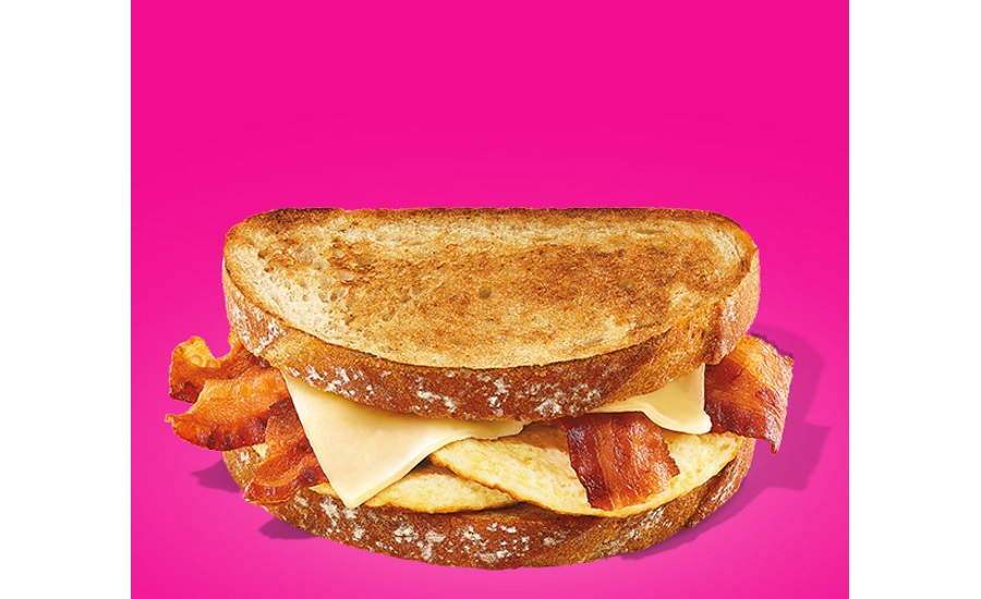 Dunkin Sourdough Breakfast Sandwich