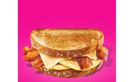 Dunkin Sourdough Breakfast Sandwich