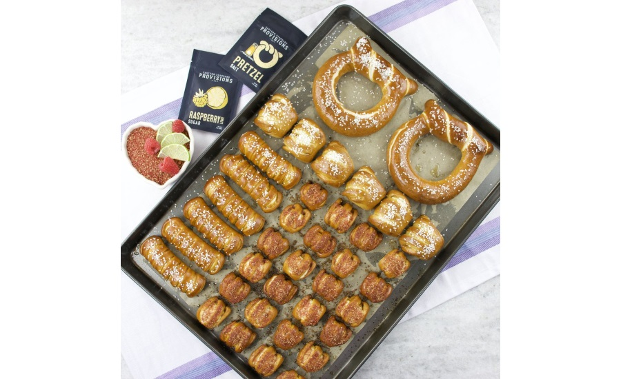 Eastern Standard Provisions Co. and St. Jude Childrens Research Hospital team up to launch special St. Jude Gift of Hope artisanal soft pretzel box