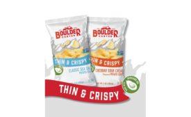 Boulder Canyon debuts new Thin & Crispy Potato Chips made with avocado oil