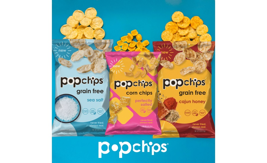 Velocity Snack Brands extends Popchips with two new product lines