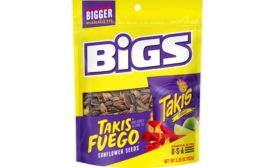 BIGS and DAVID brands sunflower seeds