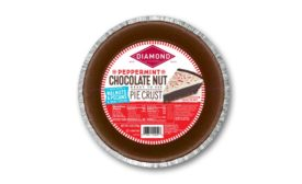 Diamond of California Peppermint Chocolate Nut Pie Crust
