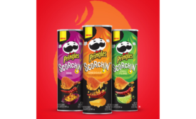 Pringles turns up the heat with new Scorchin lineup featuring fan-favorite flavors