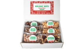 Sugar Plum launches holiday nut gift box with six gourmet nut varieties