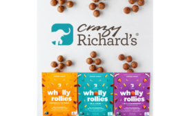Crazy Richards Peanut Butter Company Wholly Rollies