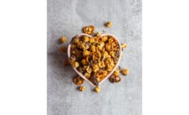 Poppy Handcrafted Popcorn Valentines Day flavors