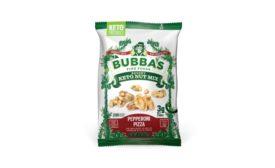 Bubbas Fine Foods Savory Keto Nut Mix and Sweet Glazed Keto Nut Mix