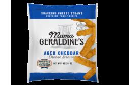 Mama Geraldines Single Serve Cheese Straws
