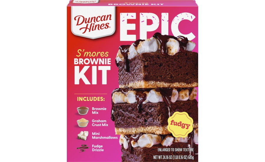 Duncan Hines EPIC Baking Kits