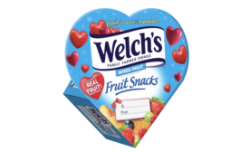 Welchs Fruit Snacks Mixed Fruit Valentines Day Heart