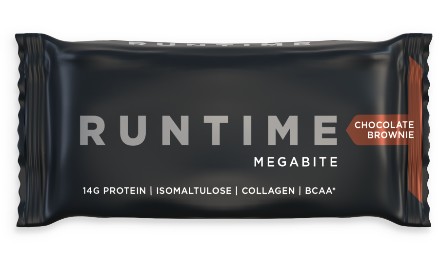 Runtime launches its nutrition bars in the U.S.