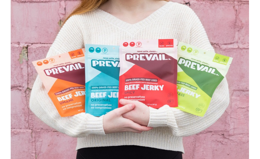 PREVAIL beef jerky