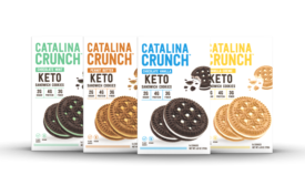 Catalina Crunch expands line of Keto sandwich cookies