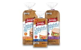 Sara Lee Delightful White Made with Whole Grain Bread