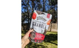 Wildway brings back its Dark Chocolate Strawberry Grain-Free Granola