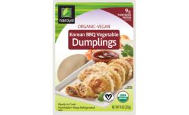 Nasoya Vegan Korean BBQ Dumplings