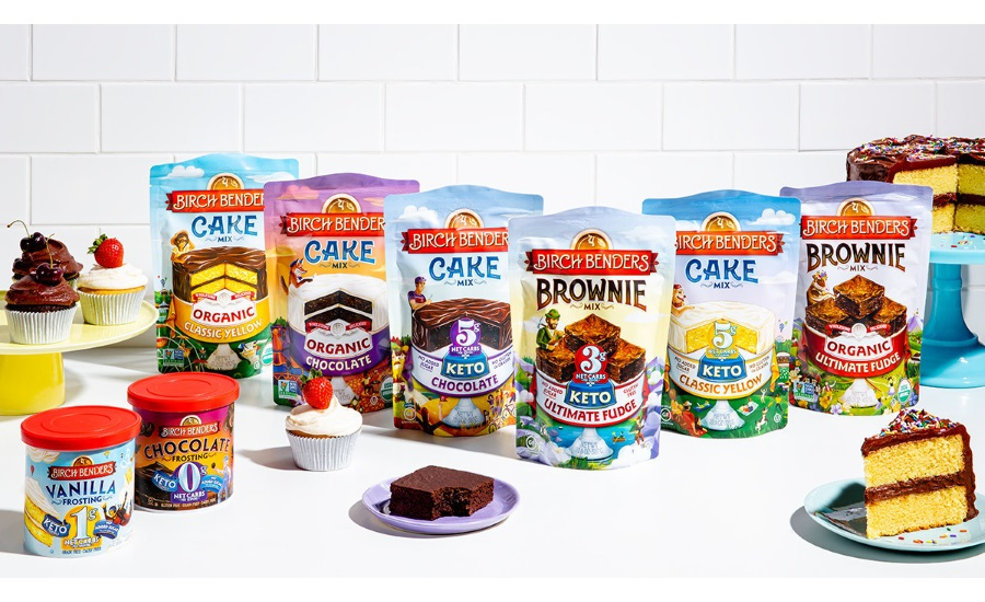 Birch Benders Keto and Organic Baking Mixes
