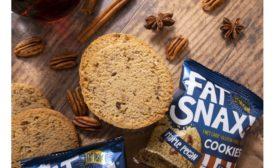 Fat Snax Keto Maple Pecan Cookies