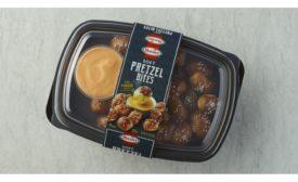 Hormel Foods Pretzel Bites with Cheese