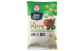 LesserEvil launches Organic Lil Puffs line for toddlers