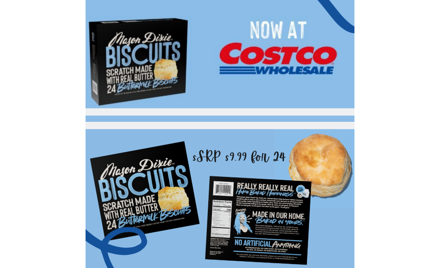 Costco adds Mason Dixie biscuits to its lineup