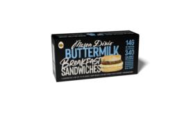Mason Dixie clean-label Breakfast Sandwich collection