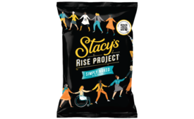 Stacys Pita Chips Female Founder bags, celebrating Womens History Month