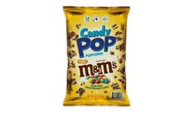 Candy Pop Popcorn Peanut M&Ms