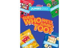 Kelloggs Jumbo Snax Mystery Flavor