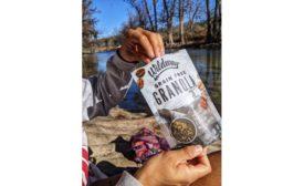 Wildway grain-free granola packaging upgrade