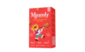 Mmmly launches plant-based reimagined cookies