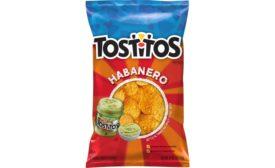 Tostitos Habanero tortilla chips